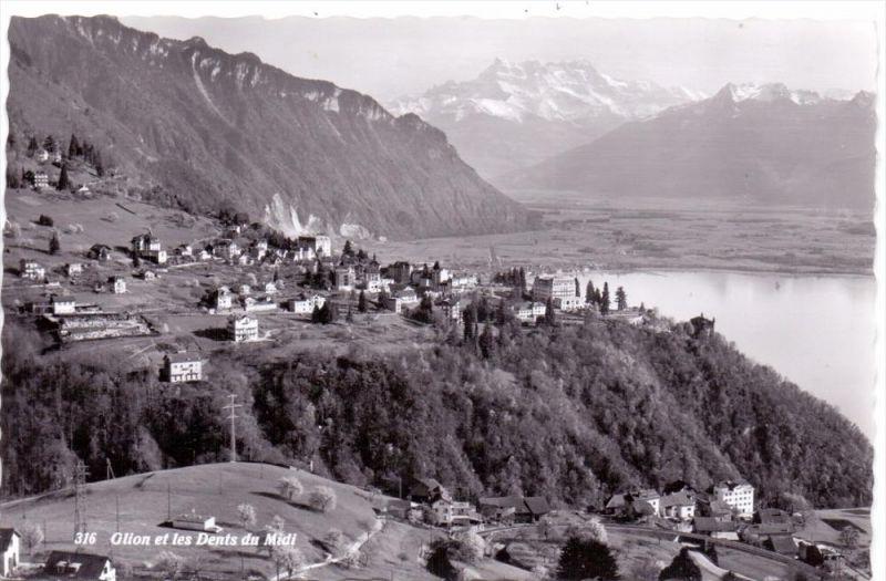 CH 1820 MONTREUX - GLION, Panorama
