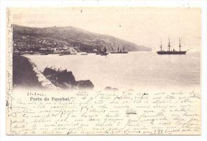 P 9000 FUNCHAL, Porto, 1904