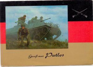 MILITÄR - PANZER / Tank / Chars, BUNDESWEHR, Panzergrenadiere