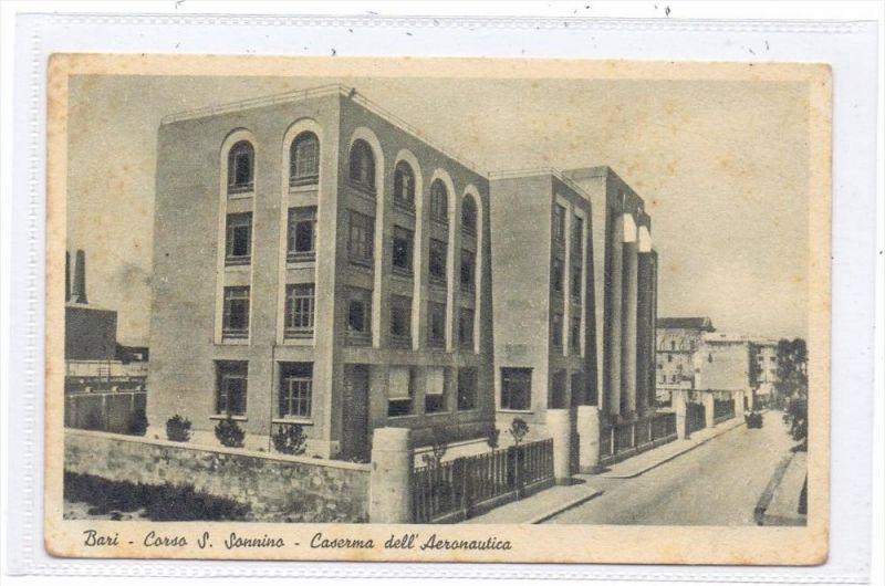 I 70100 BARI, Corso S. Sonnino, Caserne dell' Aeronautica