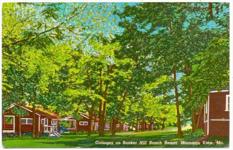 USA - MISSOURI -BUNKER HILL, Bunker Hill Ranch Resort