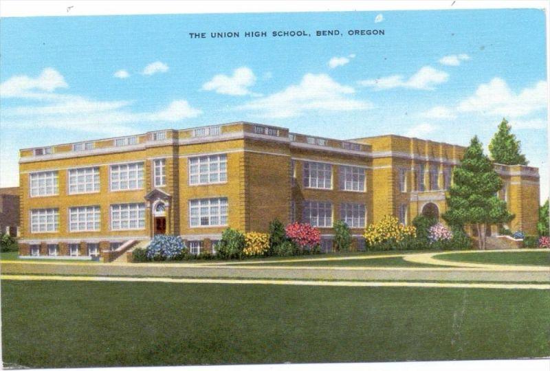 USA - OREGON - BEND, Union High School