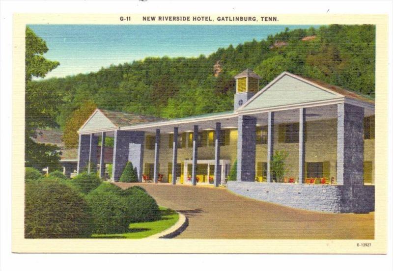 USA - TENNESSEE - GATLINBURG, New Riverside Hotel