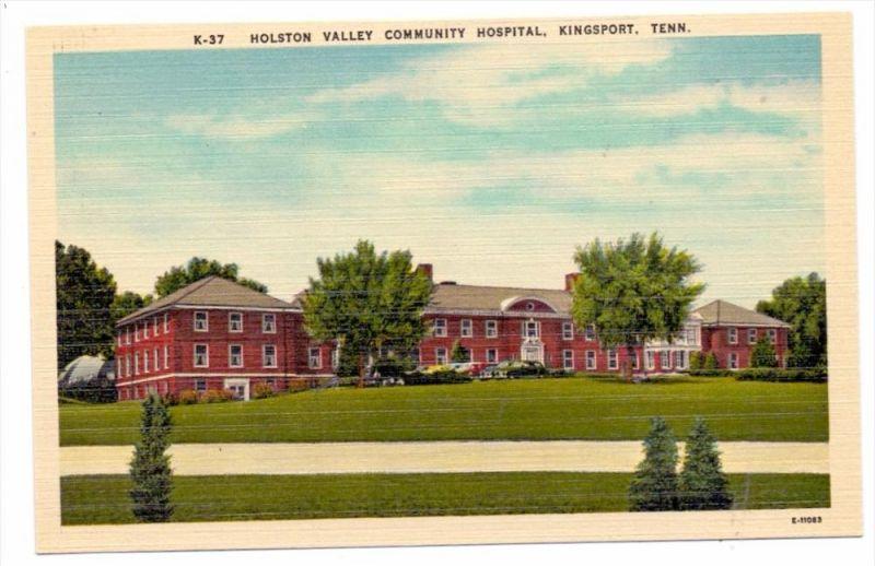 USA - TENNESSEE - KINGSPORT, Holston Valley Community Hospital