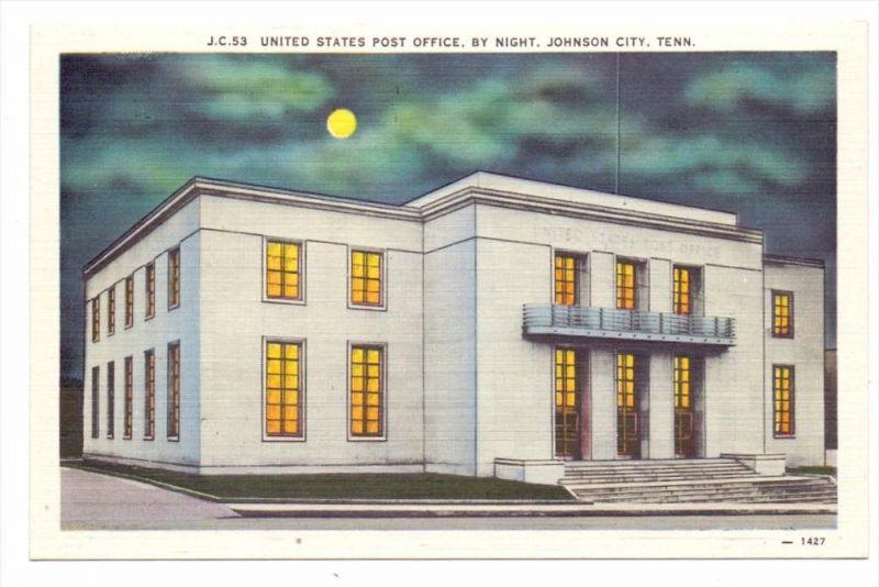 USA - TENNESSEE - JOHNSON CITY, U.S Post Office