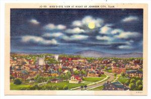 USA - TENNESSEE - JOHNSON CITY, Bird's eye view