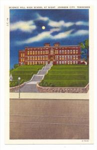 USA - TENNESSEE - JOHNSON CITY, Science Hill High Scholl