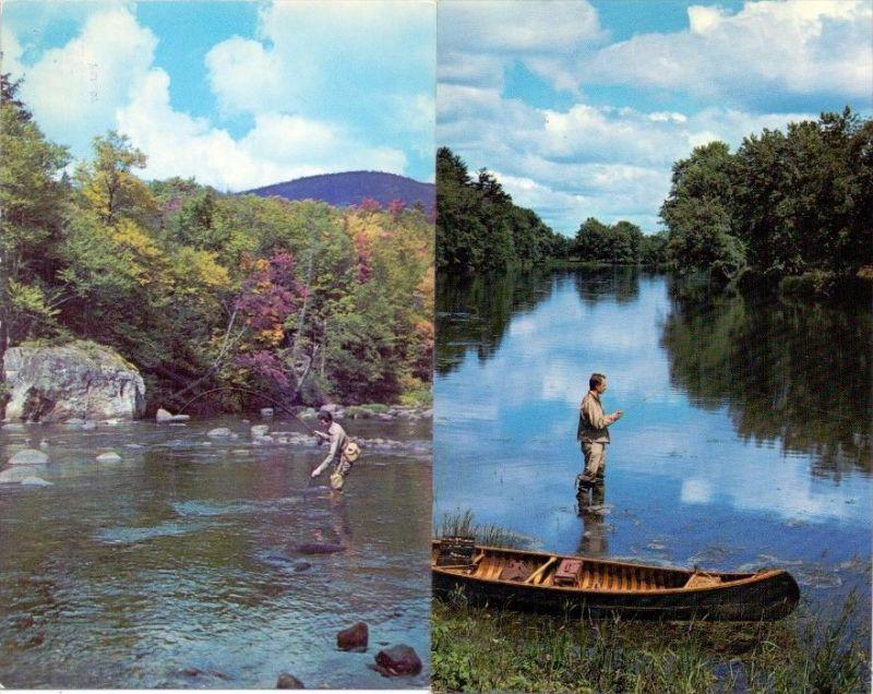 SPORT - ANGELN / Fishing, 2 AK USA
