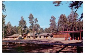 USA - ARIZONA - JACOB LAKE, Jakob Lake Inn