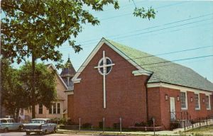 USA - DELAWARE - REHOBOTH, Epworth Methodist Church