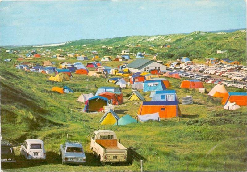 NL - NOORD HOLLAND - TEXEL, De Koog, Camping