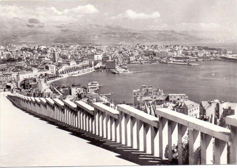 HR 21000 SPLIT, Panorama, 1961