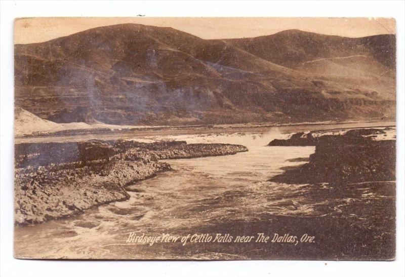 USA - OREGON - CELILO FALLS, 1908