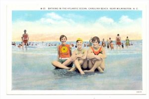 USA - NORTH CAROLINA - WILMIMGTON, Carolina Beach