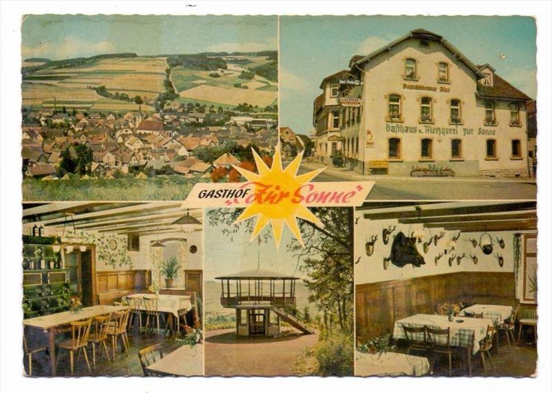 6973 BOXBERG - SCHWEIGERN, Gasthof