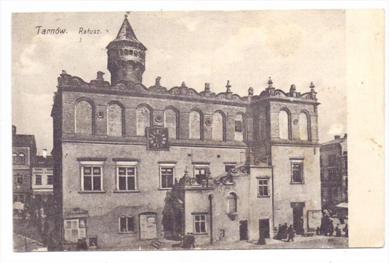 PL 33-100 TARNOW, Ratusz, 1915