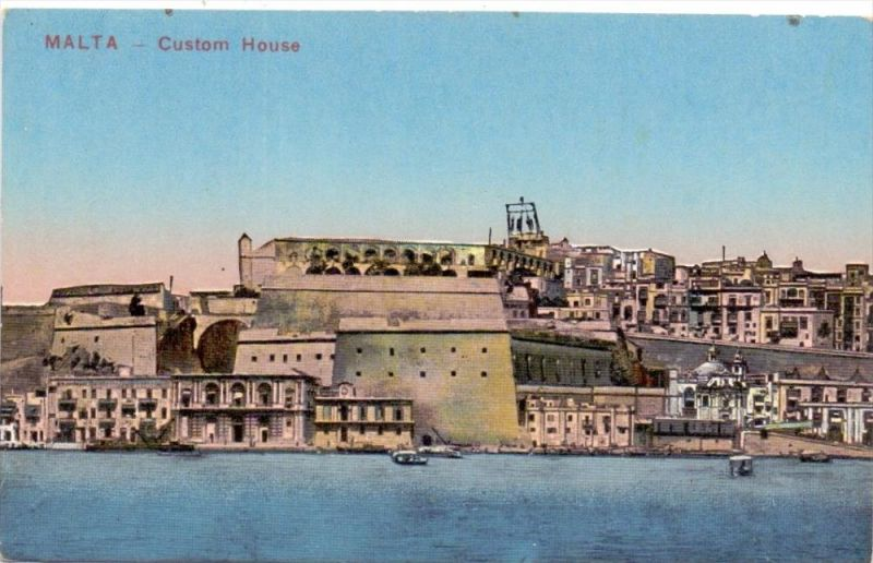 MALTA - Custom House