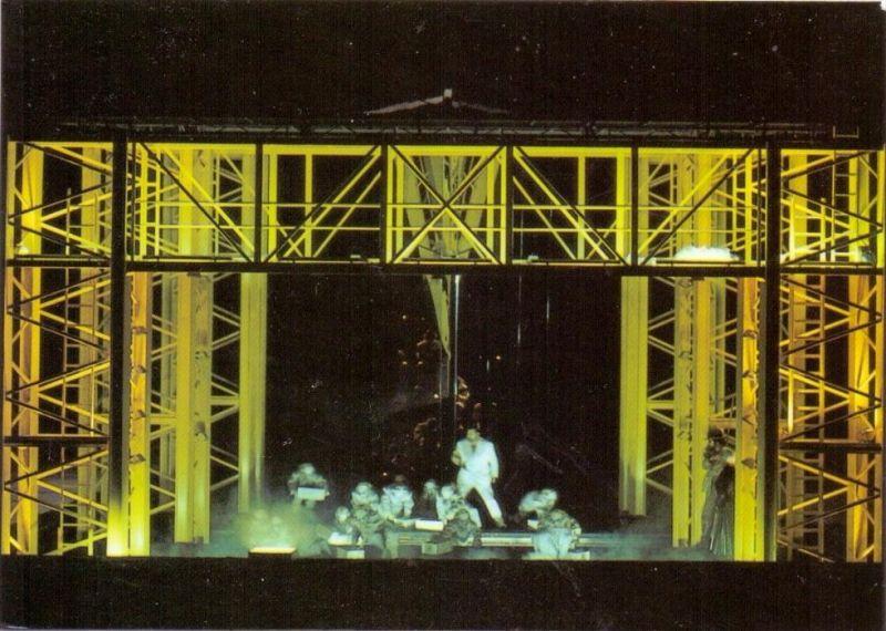 MUSIK - OPER - Bayreuther Festspiele 1988, Ring der Nibelungen, Rheingold, 3. Bild