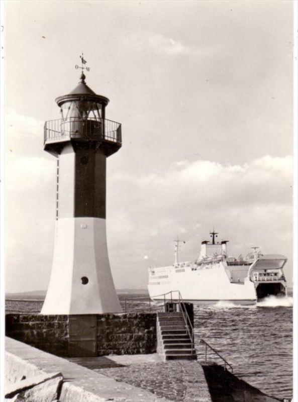 LEUCHTTURM / Vuurtoren / Lighthouse / Le Phare / Il Faro - SASSNITZ / Rügen