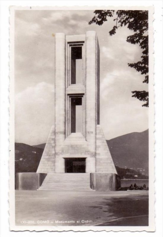 I 22100 COMO, Monumento ai Caduti