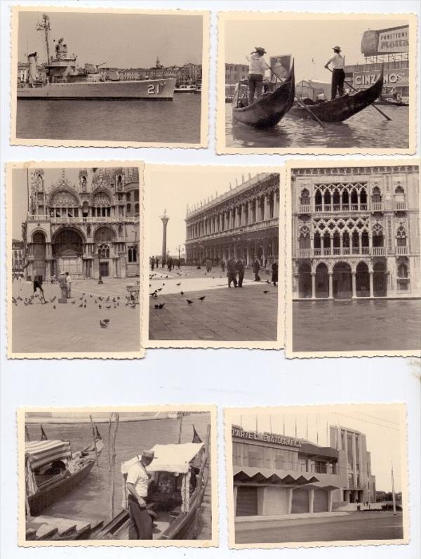 I 30100 VENEZIA / VENEDIG, 20 Photos, 10 x 7,2 cm