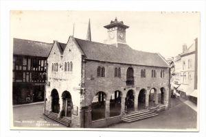 UK - ENGLAND - HEREFORDSHIRE - ROSS-ON-WYE, Market House