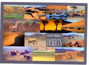 NAMIBIA, Deserts