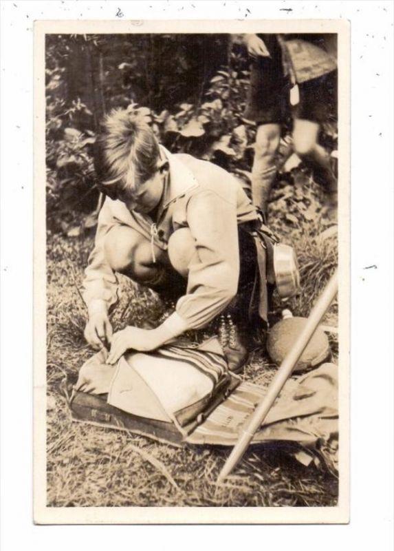 PFADFINDER / Boy Scouts, 1933