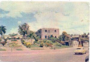 DOMINIKANISCHE REPUBLIC - CIUDAD TRUJILLO, 1955