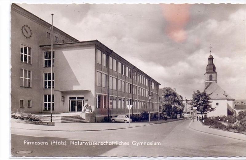 6780 PIRMASENS, Naturwissenschaftliches Gymnasium