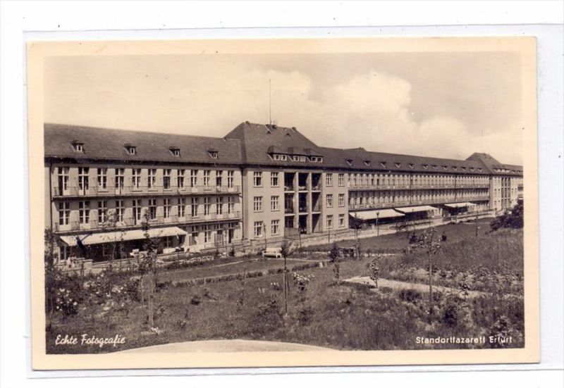0-5000 ERFURT, Standortlazarett, 1939