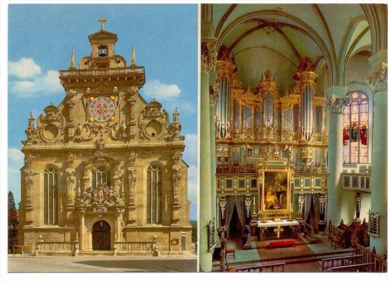 KIRCHENORGEL / Orgue / Organ / Organo - BÜCKEBURG, Stadtkirche