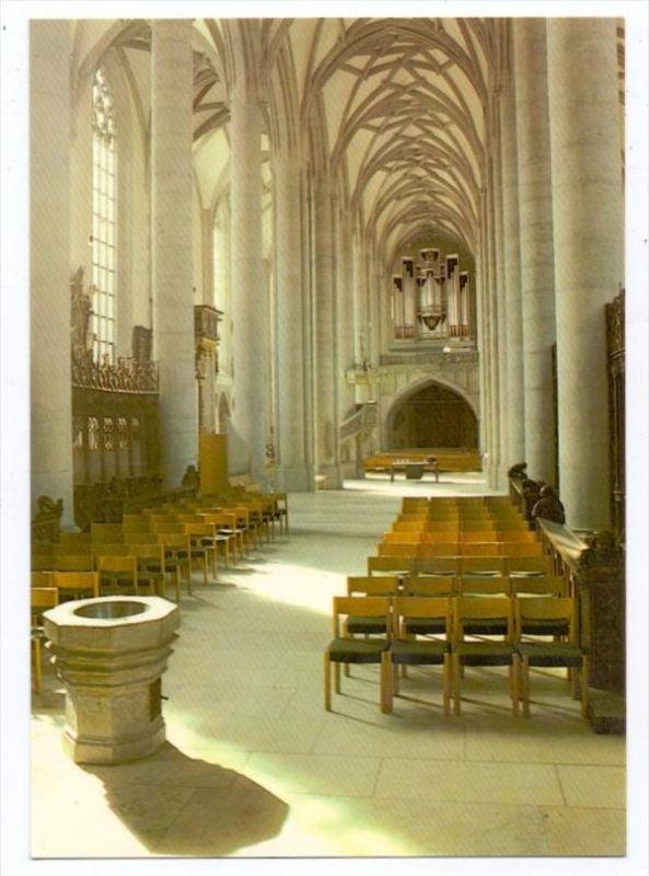 KIRCHENORGEL / Orgue / Organ / Organo - NÖRDLINGEN, St. Georgskirche