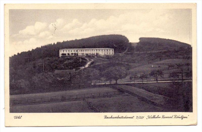 3546 VÖHL, RAD Reichsarbeitsdienst 7 / 221