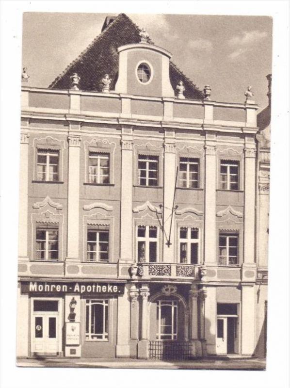 OBER-SCHLESIEN - BRIEG / BRZEG, Mohren-Apotheke, 30er Jahre