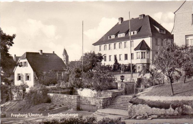 0-4805 FREYBURG, Jugendherberge, 1960