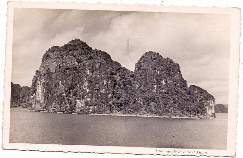 VIET-NAM - Halong-Bucht / Baie d´Along