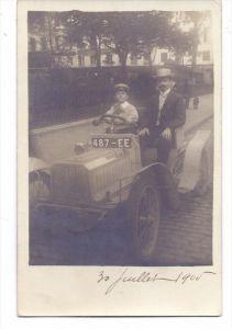 AUTO - OLDTIMER, 1900, France