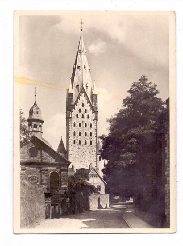 4790 PADERBORN, Alexius-Kapelle, Dom