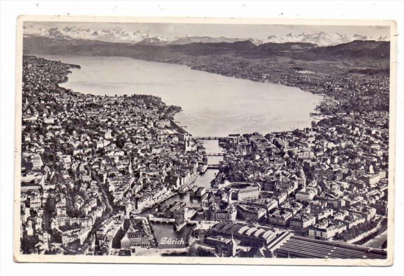 CH 8000 ZÜRICH ZH, Luftaufnahme, 1934