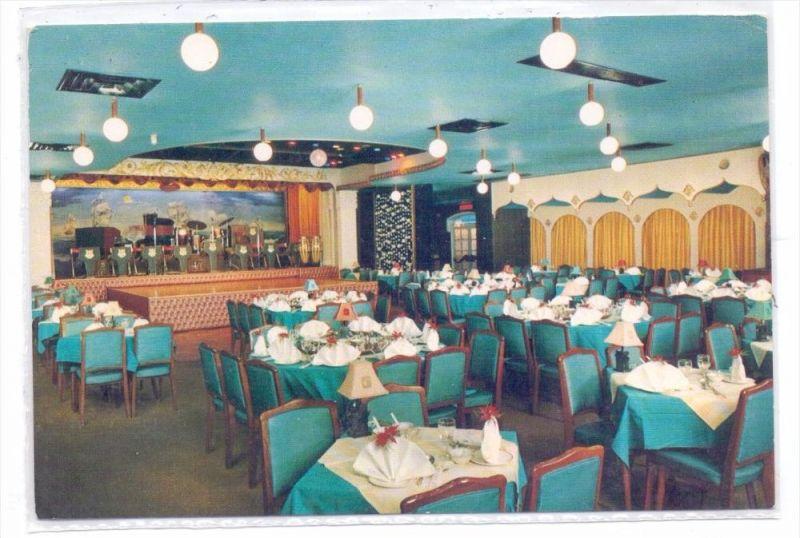 CHINA - HONGKONG, OCEANIA; Restaurant & Night Club