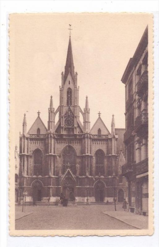 B 1000 BRUSSEL - ELSENE / IXELLES, Kerk St. Bonifatius