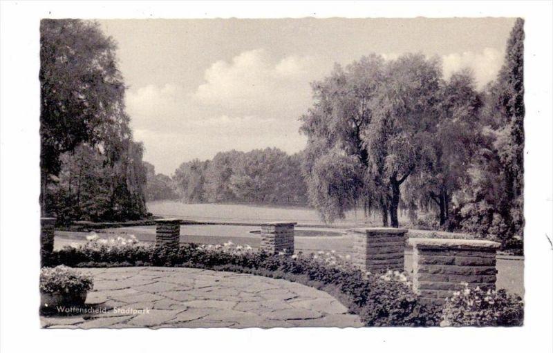 4630 BOCHUM - WATTENSCHEID, Stadtpark