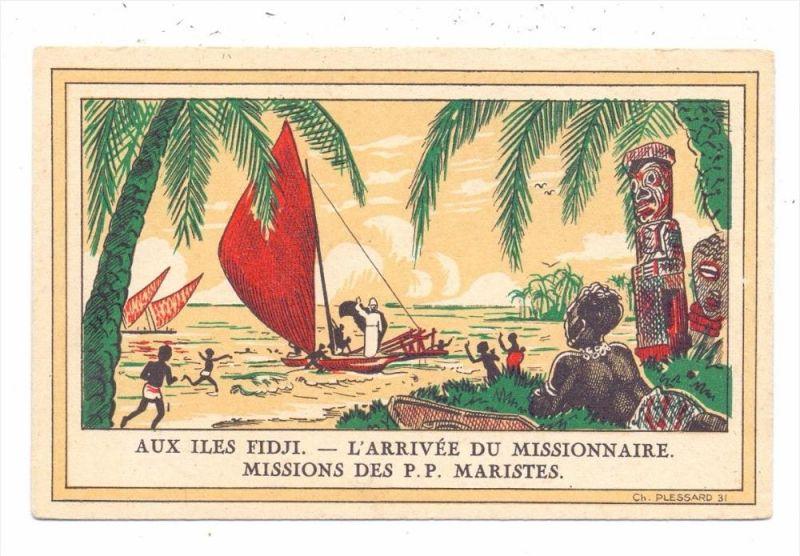 FIJI - Mission, Ethnic / Völerkunde