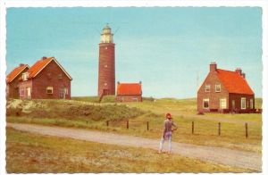 NL - NOORD HOLLAND - TEXEL - DE COCKSDORF, Vuurtoren / Leuchtturm / Lighthouse / Le Phare / Fyr / Il Faro