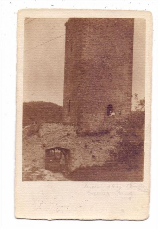 3352 EINBECK - GREENE, Greener Burg, Photo-AK