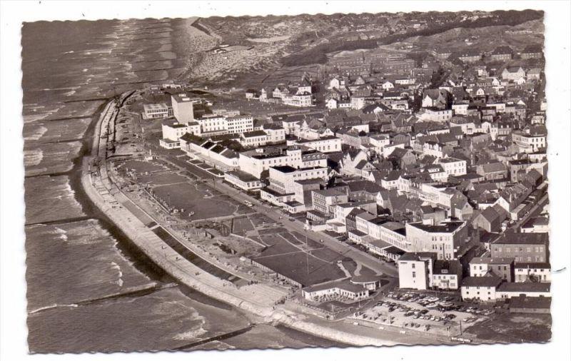 2982 NORDERNEY, Luftaufnahme, 1965 0