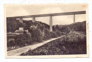 0-9204 GROSSSCHIRMA - SIEBENLEHN, größte Autobahnbrücke der welt