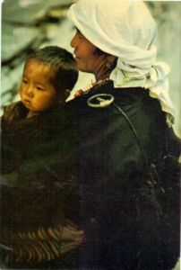 BHUTAN - BUNTANGZAM, ethnic - Völkerkunde, 1979