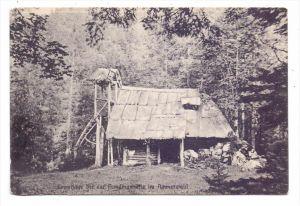 8107 ETTAL, Eremitag bei Hundingshütte Ammerwald